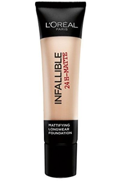 L'Oreal  Foundation Infallible 24H - Matte 11 Vanilla 36ml