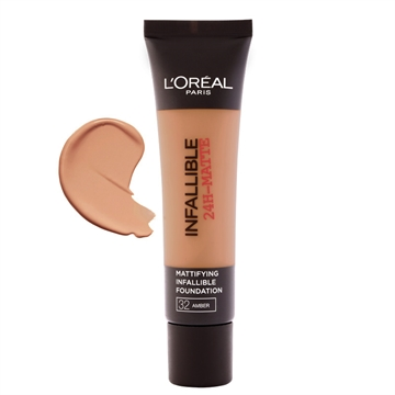 L'OREAL Infaillible 24-Matte - 32 Amber Rose 35 ml