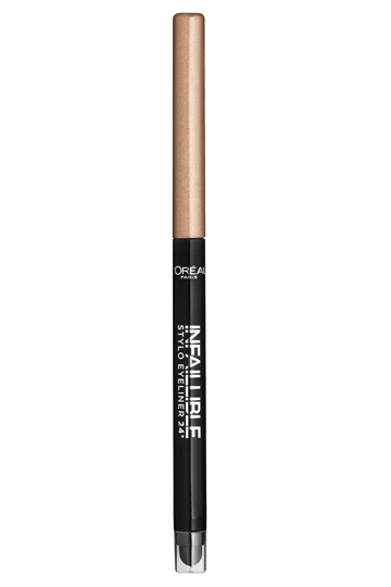 L'Oréal Infallible Stylo Eyeliner 24 Waterproof Nude Obsession #320