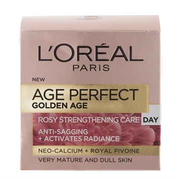 L'ORÉAL  Age Perfect Golden Age Day Cream (Rosy Strengthening Care) 50ml