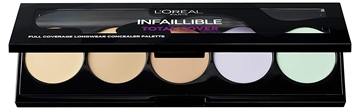 L'Oreal Paris Infallible Total Cover Palette