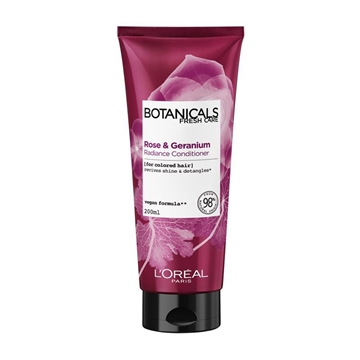 L'Oreal Paris Botanical Radiance Remedy Conditioner 200ml