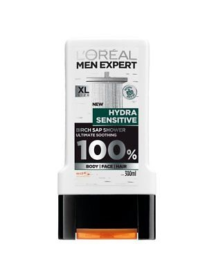 L ORÉAL MEN EXPERT  Hydra Sensitive Shower Gel 300 ml