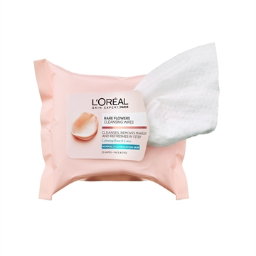 L'ORÉAL PARIS Flower Cleansing Wipes Normal Skin