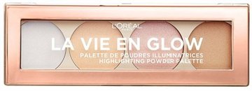 L'Oreal Paris La Vie En Glow Highlighting Powder Palette 02 5G