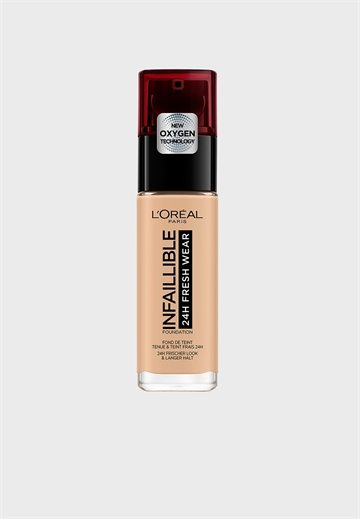 L'Oreal Paris Infallible 24H Fresh Wear Foundation 120 30ml