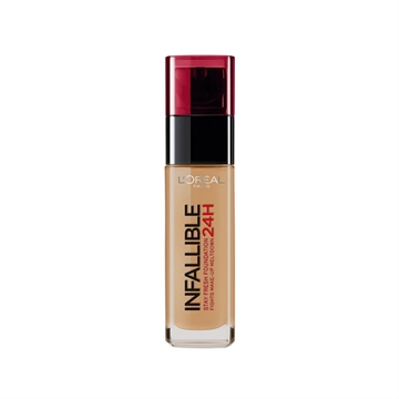 L'Oreal Infallible 24H Stay Fresh Foundation 220 Sable Sand 30ml