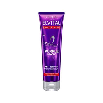 L'Oreal Paris Elvital Color Vive Purple Mask 150ml