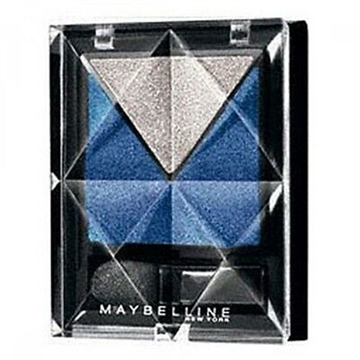 Maybelline Eyestudio Eyeshadow Duo Azur Silver #410