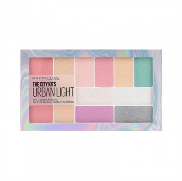 Maybelline Eyeshadow Palette The City Kits Urban Light 15G
