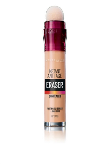 Maybelline The Eraser Eye Concealer 07 Sand 6,8ml
