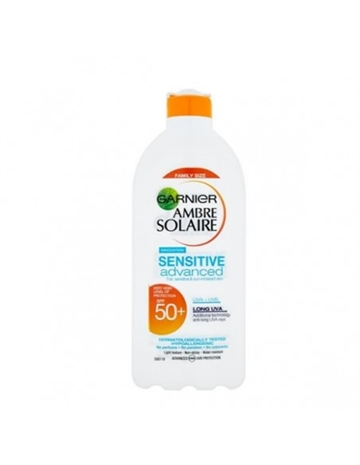 Ambre  Solaire  Sens  Advanced  Lotion  400ml  SPF50