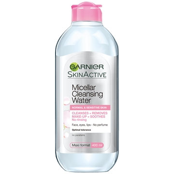 Garnier  MICELLAR WATER CLAmbre SolaireSIC 400ML