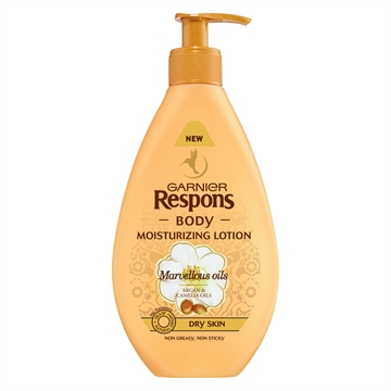 Garnier RESPONS MARVELLOUS NECTAR LOTION 250ml
