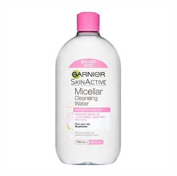 Garnier  MICELLAR WATER CLAmbre SolaireSIC 700ML