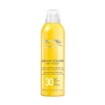 Biotherm Brume Solaire Moisturizing Dry Touch Mist 200ml Spf30  High Protection  Cooling Action  Oil Free  Alcohol Free