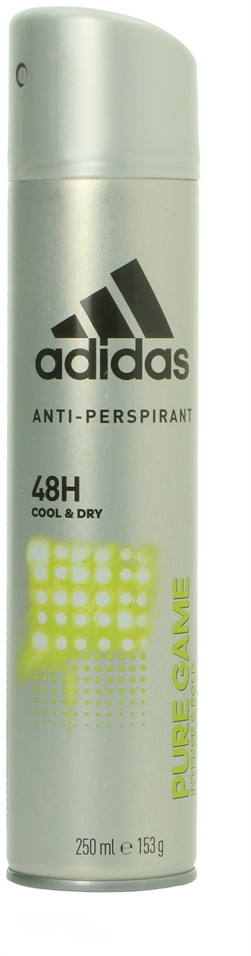 Adidas Deo Spray - Pure Game 48H Cool & Dry 250 ml