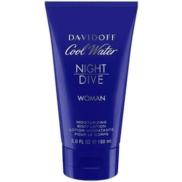 Davidoff Cool Water Night Dive Woman Moisturizing Body Lotion 150ml