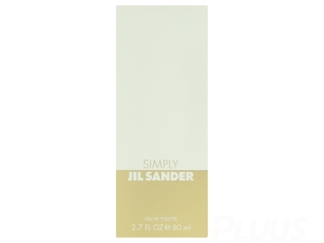 Jil Sander Simply Eau de toilette Spray 80ml