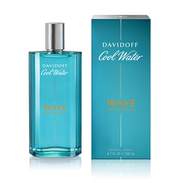 Davidoff Cool Water Wave Men Edt Spray 200ml