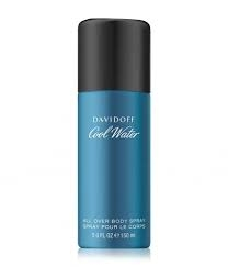 Davidoff Cool Water Man Body Spray 150ml