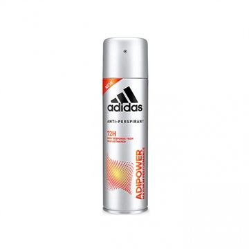 Adidas spray deodorant 200 ml 72 horas adipower