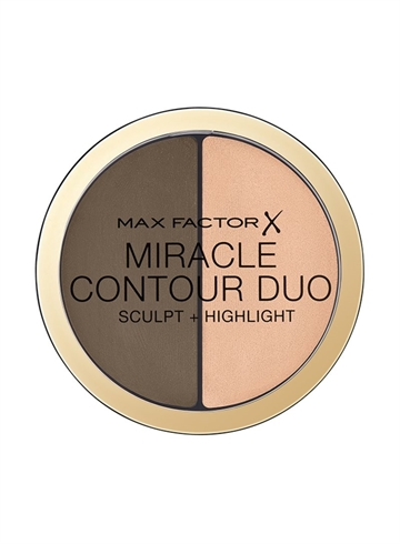 Max Factor Miracle Contour Duo 11gr Medium/Deep