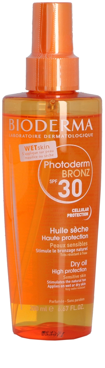 Bioderma Photoderm Bronz SPF30 200ml