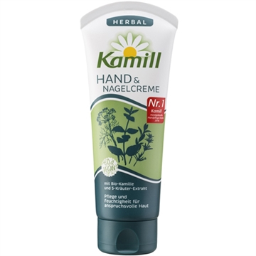 Kamill Hand & Nail Cream 100ml herbal