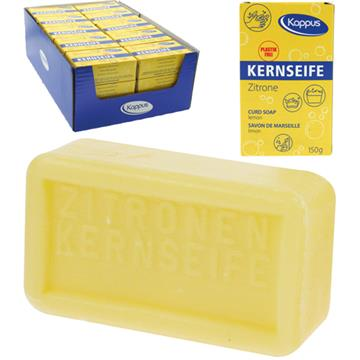 Soap Kappus Kernel Soap Lemon 150G