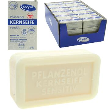 Soap Kappus Kernel Soap Sensitive 150G