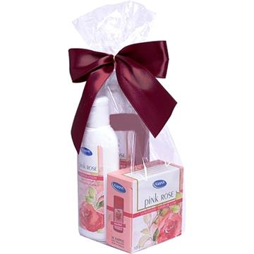Kappus Gp Pink Rose Soap 125G + Shower 250ml