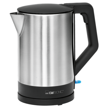 Clatronic WKS 3692 Water kettle black/stainless steel
