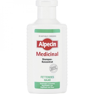 Alpecin Medicinal Concentrated Shampoo For Oily Hair And Scalp 200ml