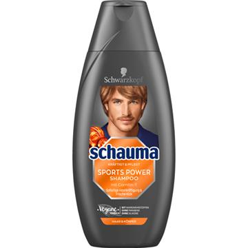 Schauma Shampoo 400ml Sports