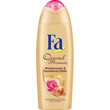 Fa Shower 250ml Oriental Moments