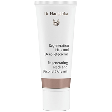 Dr. Hauschka Regenerating Neck And Decollete Cream 40ml Firms, refines and tones