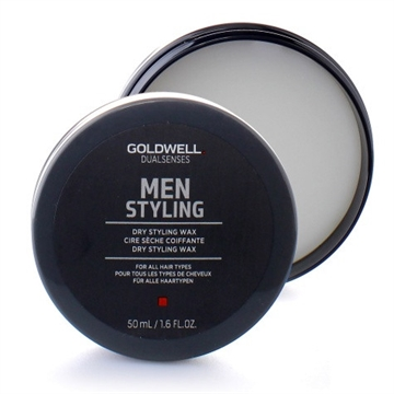 Goldwell DUAL FOR MEN DRY STYLING WAX 50ML