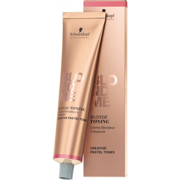 Schwarzkopf Blonde Me Bond White Blend Caramel 60ml
