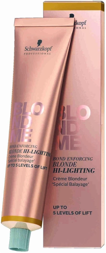 Schwarzkopf Blondme Hi-Lighting Cool Rose 60ml