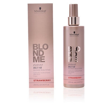Schwarzkopf Blondme Instant Blush Strawberry 250ml