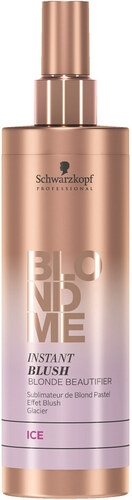 Schwarzkopf Blonde Me Instant Blush Ice 250ml