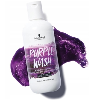 Schwarzkopf Color Wash Violet 300ml