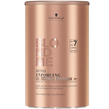 Schwarzkopf Blonde Me Premium Clay Lightener 7+ 350G