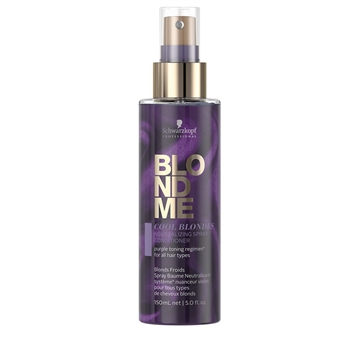 Schwarzkopf Blonde Me Cool Blond Light Conditioner Spray 150ml