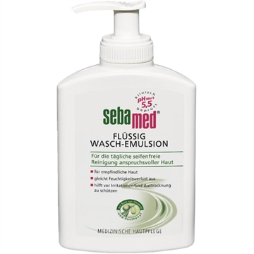 Sebemad liquid soap 200ml Olive