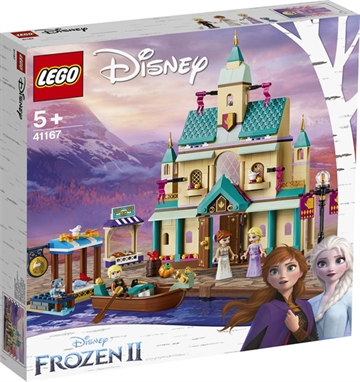 LEGO Disney Princess 41167 Arendal slottsby