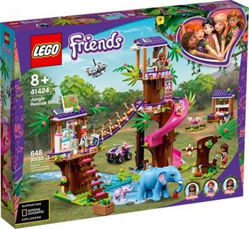 LEGO Friends 41424 Redningsstation i junglen