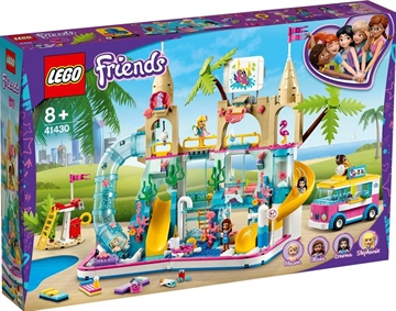 LEGO Friends Sommerbadeland 41430