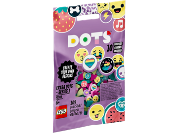 LEGO DOTs 41908 Extra DOTS – serie 1